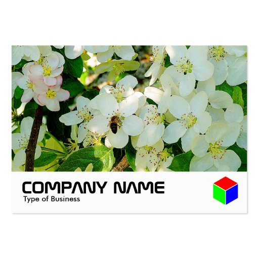 Making Honey (Logo) Business Card Template