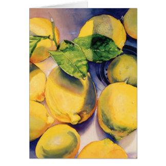 Making Lemonade Card