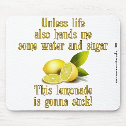 Making Lemonade Mousepads