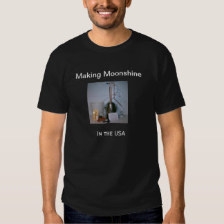 Making Moonshine Tee