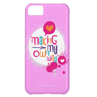 Making My Own Way iPhone 5C Case