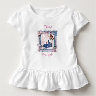 Making Play Date Toddler T-Shirt