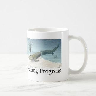Making Progress Coffee Mug
