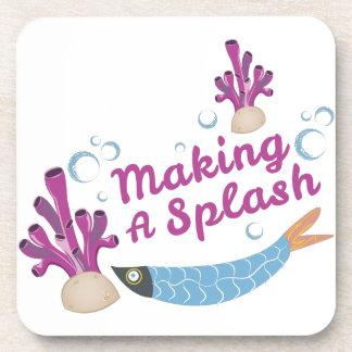 Making Splash Coaster