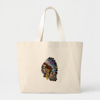 MAKING THE STAND LARGE TOTE BAG