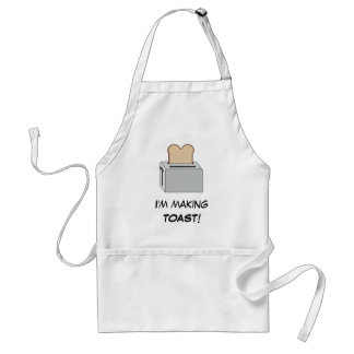 Making Toast Standard Apron