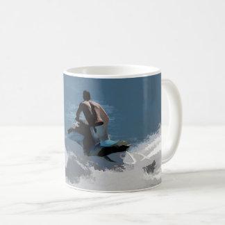 Making Waves - Jet Skier Coffee Mug