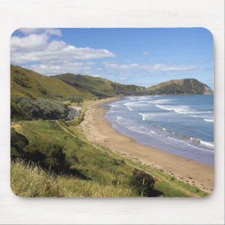 Makorori Beach near Gisborne, Eastland, New Mouse Pad