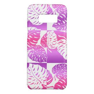 Makua Monstera Hawaiian Striped Blend Case-Mate Samsung Galaxy S8 Case