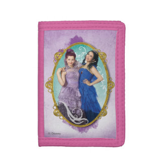 Mal and Evie Tri-fold Wallet