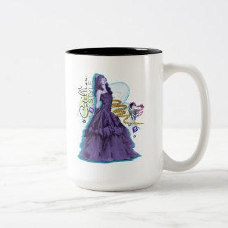 Mal | Cotillion Style Two-Tone Coffee Mug