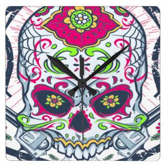 Malachi Face Wall Clocks