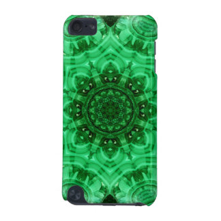 Malachite Star Mandala iPod Touch (5th Generation) Covers
