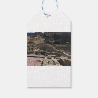 Malaga; amphitheater gift tags