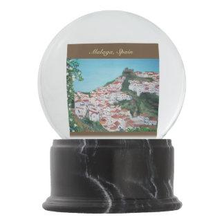 Malaga - Snow Globe