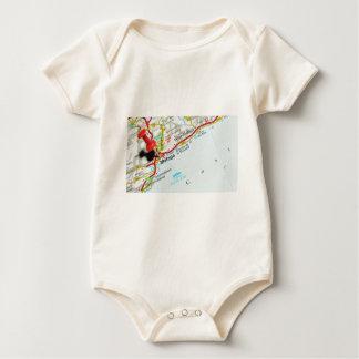 Malaga, Spain Baby Bodysuit