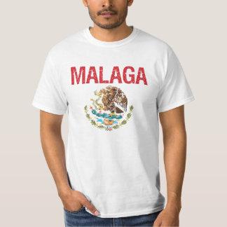 Malaga Surname T-Shirt