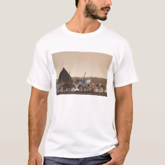 Malakal, village of Dinka ethnic group T-Shirt