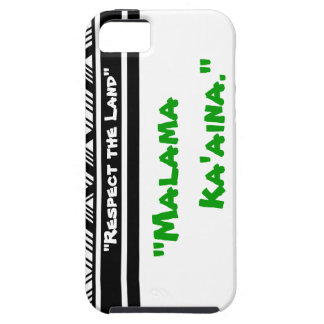 Malama Ka'Aina iPhone 5 Cases
