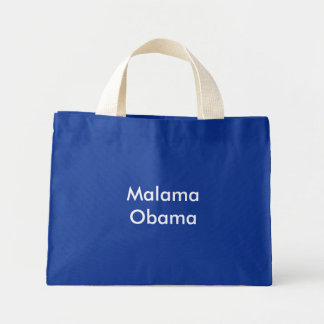 Malama Obama Beach Bag
