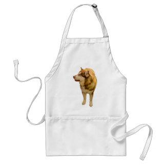 Malamute 01 standard apron