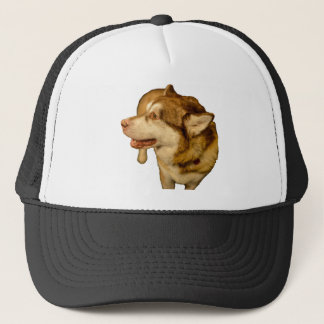 Malamute 01 trucker hat