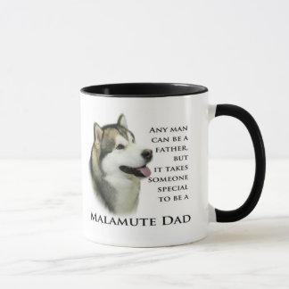 Malamute Dad Mug