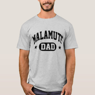 Malamute Dad T-Shirt