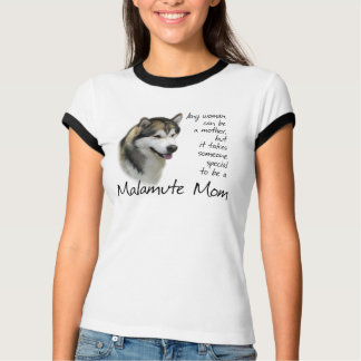 Malamute Mom Shirt