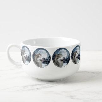 Malamute Soup Mug
