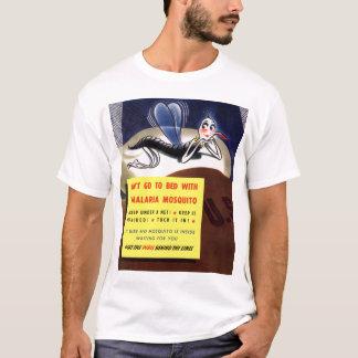 Malaria Mosquito T-Shirt