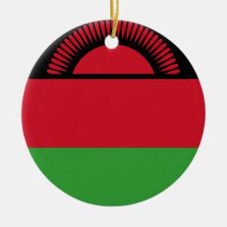 Malawi Ceramic Ornament
