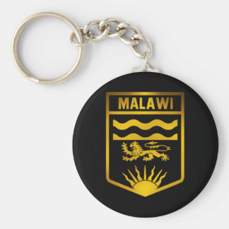 Malawi Emblem Key Ring