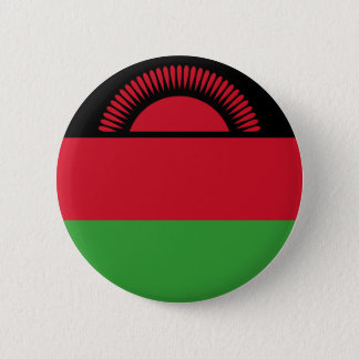 Malawi Flag 6 Cm Round Badge