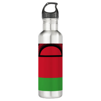 Malawi Flag 710 Ml Water Bottle