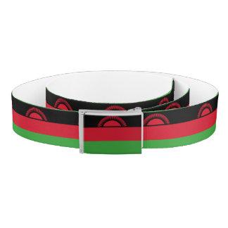 Malawi Flag Belt