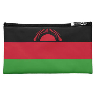 Malawi Flag Cosmetic Bag