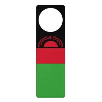 Malawi Flag Door Hanger