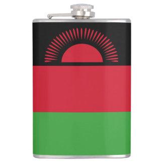 Malawi Flag Flasks
