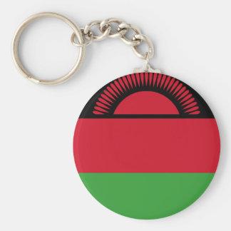 Malawi Flag Key Ring