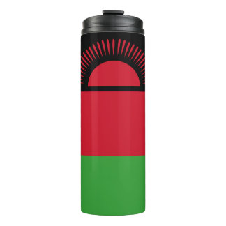 Malawi Flag Thermal Tumbler