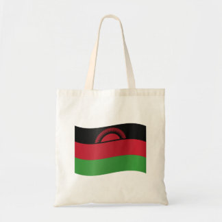 Malawi Flag Tote Bag
