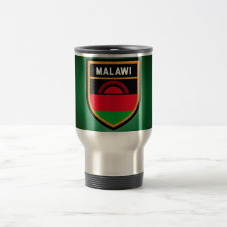 Malawi Flag Travel Mug