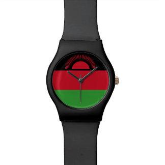 Malawi Flag Watch