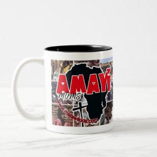 Malawi Kids - Faces of Malawi Coffee Mug