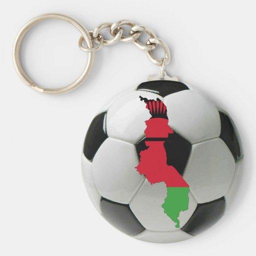 Malawi national team key chains