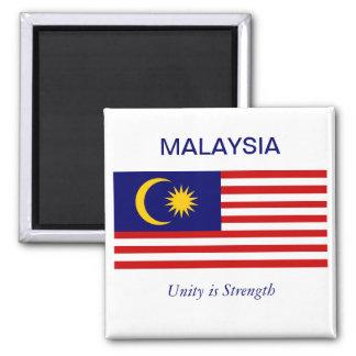 Malayasian Flag Magnet