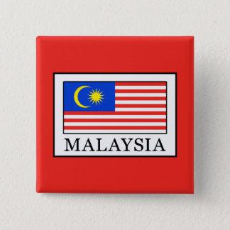 Malaysia 15 Cm Square Badge