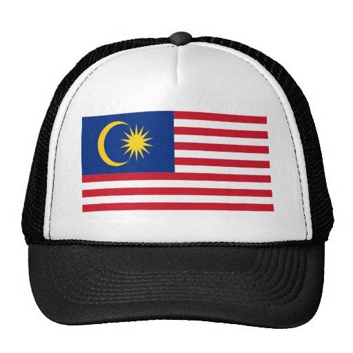 MALAYSIA TRUCKER HATS
