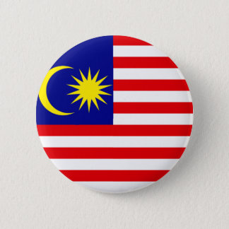 Malaysia High quality Flag 6 Cm Round Badge
